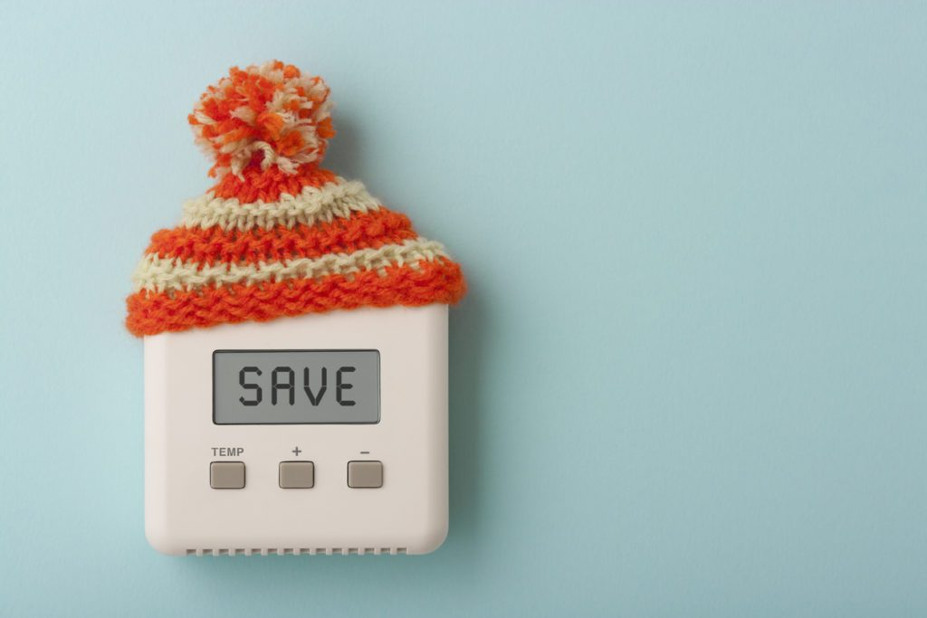 AGES SAVE on digital room thermostat